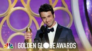 Justin Hurwitz Wins Best Original Score - 2019 Golden Globes (Highlight)