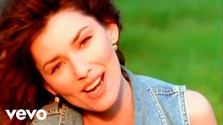 Shania Twain – Any Man Of Mine Video Thumbnail