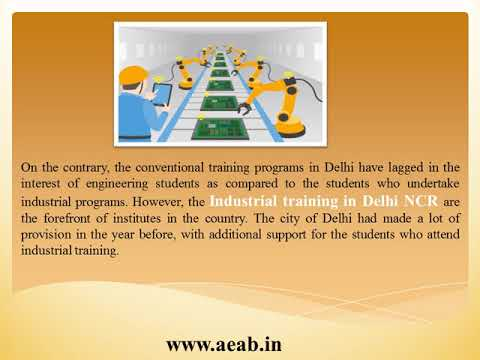Industrial training in Delhi NCR top the list in Best Gate Coaching
