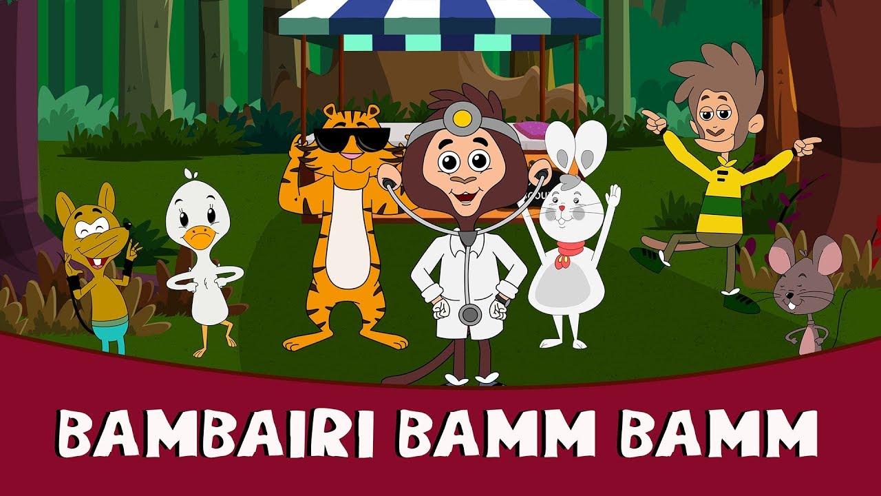 Tamil Rhymes For Children - Bambairi Bamm Bamm | Tamil ...