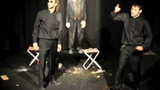 Risorgimento pop al Teatro san Carluccio di Napoli / nov 2011 / estratto