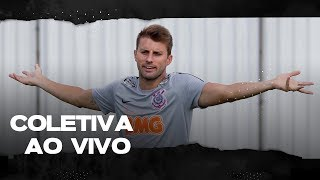 AO VIVO - COLETIVA DO HENRIQUE