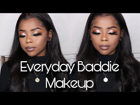 Go-To Everyday Glam Makeup Tutorial thumbnail