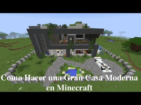 Full download como hacer una linda casa moderna en for Como hacer una casa moderna