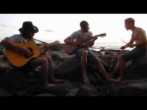 Adventure Sunday - Belgenny (Acoustic) Live @ Gerroa NSW 22/02/2015