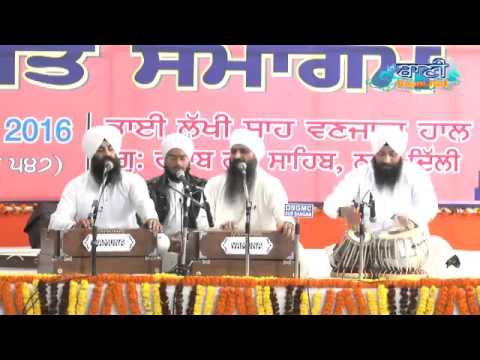 Sant-Anoop-Singhji-Unasahibwale-At-G-Rakabganj-Sahib-On-16-Jan-2016