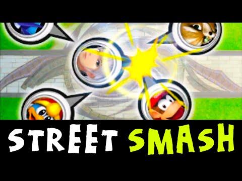 Video Tour - Street Smash | Super Smash Bros. 3DS