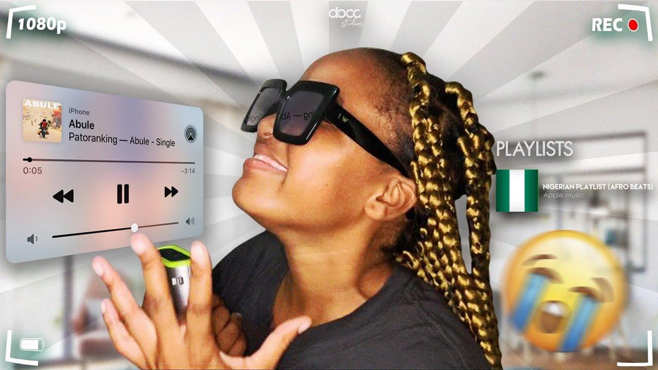 Nigerian Music Afro Beats Playlist Minenhle Langa Youtube