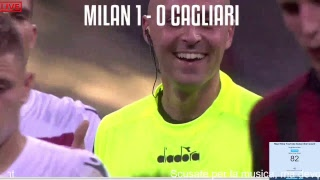 MILAN - CAGLIARI // LIVE STREAMING HD