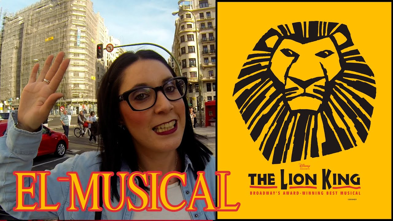 Asientos Musical Rey Leon El Rey Leon El Musical 2015 The Lion King Madrid Mi