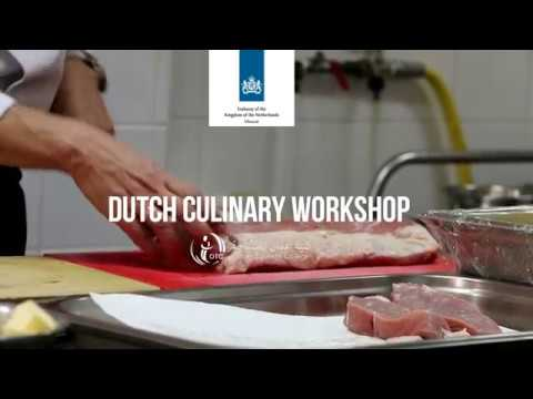 Dutch culinary workshop 2017 at Oman Tourism College