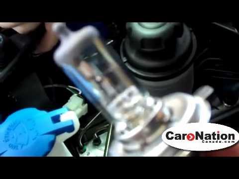 2010 Kia Sportage - How to Change the Headlight - CarNationCanada