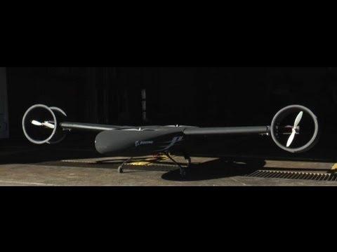 Boeing's Phantom Swift X-Plane