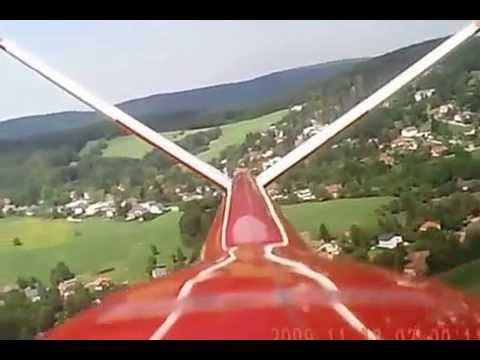 Modellflug Breitenfurt bei Wien 4(Video von ERKO)