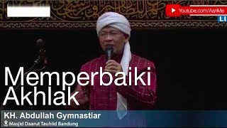 Aa Gym Memperbaiki Ahklak MQ Pagi 1 Oktober 2017