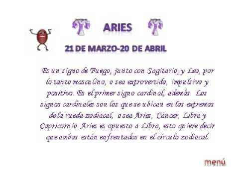 signos zodiacales YouTube