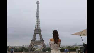Travel Tips on Paris, France and the Eiffel Tower , When it All Light Up and Sparkles / TyeChloe