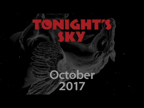 Tonight's Sky: October 2017