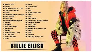 The Best Of Billie Eilish - Top Songs Of Billie Eilish - Billie Eilish Full Album