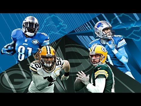 Packers vs. Lions Movie Trailer | Thursday Night Football on NFL Network