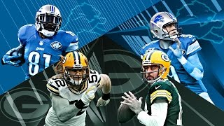 Packers vs. Lions Movie Trailer | Thursday Night Football on NFL Network