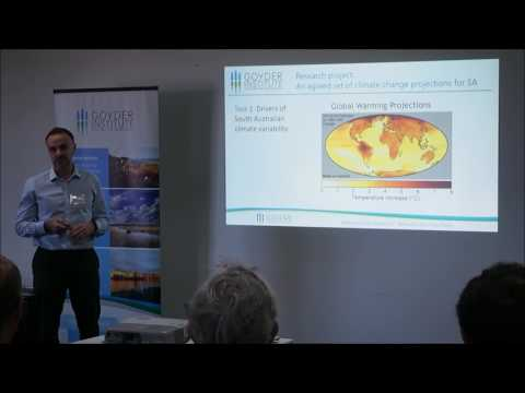 SA Climate Ready: Climate Change Projections and Applications
