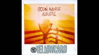 Yellowcard- Ocean Avenue Acoustic Lyrics(1080)HD