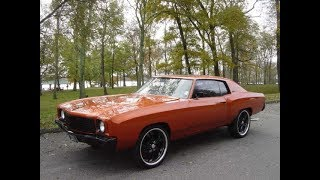 1970 Monte Carlo , $12,900 Maple Motors