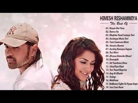 top-20-himesh-reshammiya-romantic-hindi-songs-2019-|-latest-bollywood-songs-collection---himesh-vo1