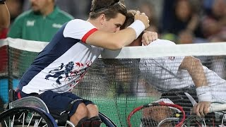 Wheelchair Tennis | REID v HEWETT| Men´s Singles Gold Medal | Rio 2016 Paralympic Games