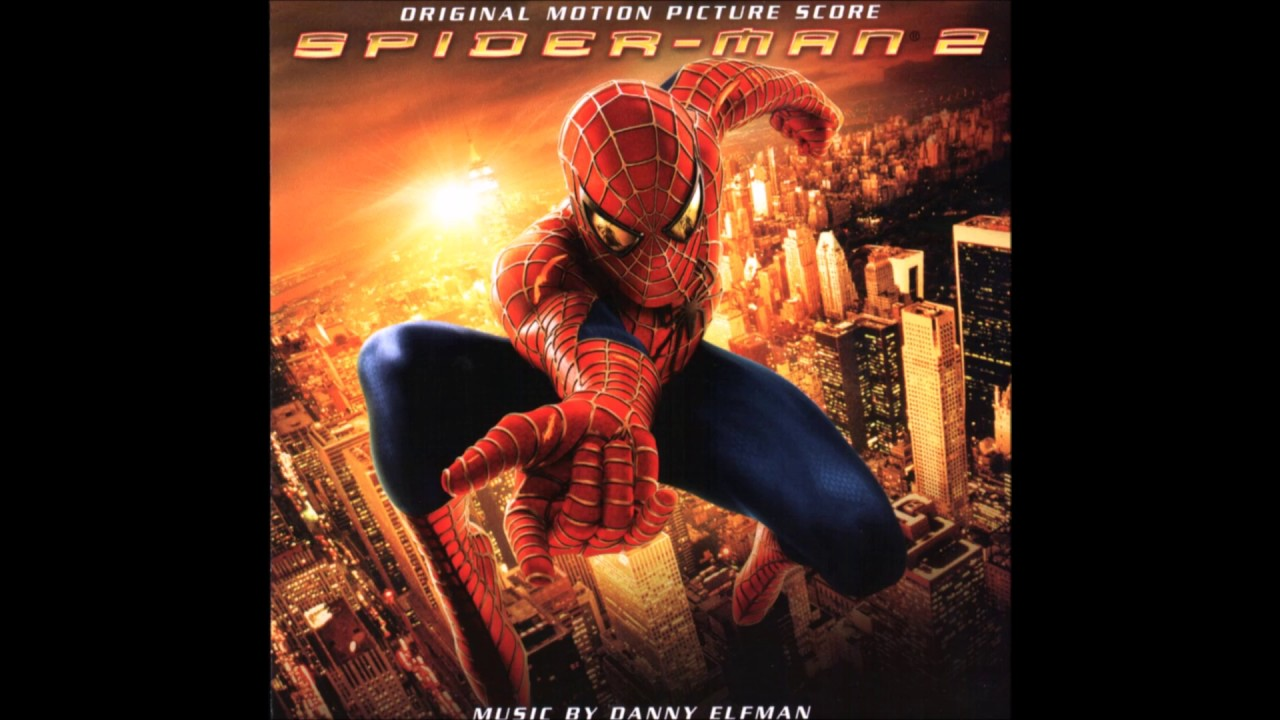 spider-man 2 (ost) - train, appreciation - youtube
