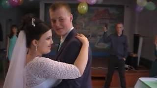 Свадьба в деревне.Часть 6.Танец молодых.