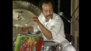 Milford Graves and Tanaka Min (dancer) Performance - Hakushu - Japa...
