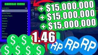 Mod Menu GTA V PC Online 1.46 Caustic DINERO INFINITO 15.000.000 DROP GRATUITO