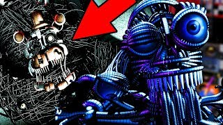 NEW FORM OF ENNARD FOUND IN FNAF 6! || Five Nights at Freddys 6 (EASTER EGG)