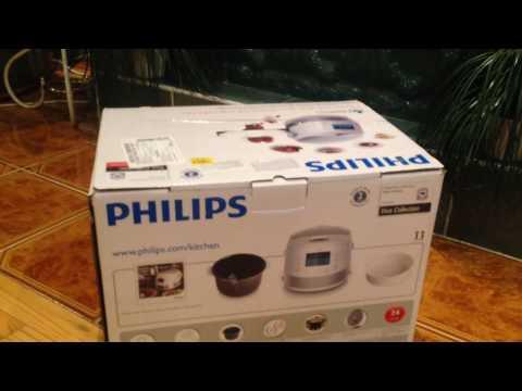 Мультиварка PHILIPS Viva Collection HD4734/03