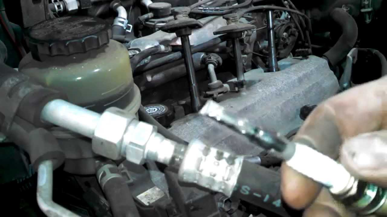 maxresdefault spark plug replacement 2000 toyota rav4 2 0l plug wires install Ford Spark Plug Wiring Diagram at gsmportal.co