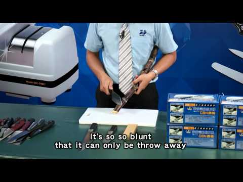 NIREY CBN Diamond wheels knife sharpener
