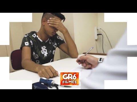 MC Rafinha - Escreve Ai Doutor (GR6 Filmes) Batidão Romântico