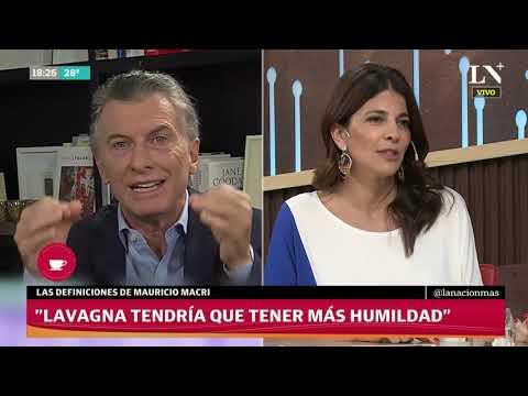 Gabriel Sued: Las fuertes definiciones de Mauricio Macri en la entrevista con Majul