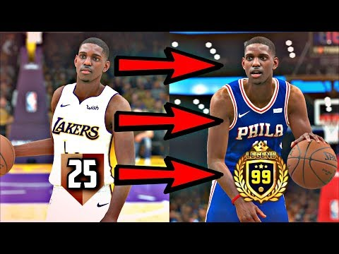 HE WENT FROM A 25 TO A 99 OVERALL!!! THIS IS HOW IT HAPPENED!! *NOT CLICKBAIT*
