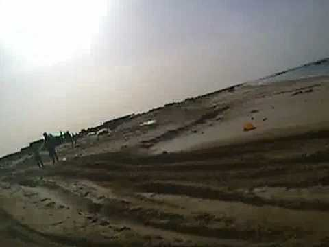 Saharan Adventure - riding the Atlantic Coast on the edge of the Sahara