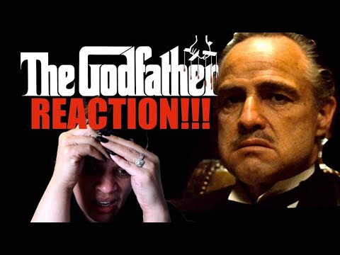 Download THE GODFATHER (1972)   MOVIE REACTION   FIRST TIME WATCHING!!! PART 1
