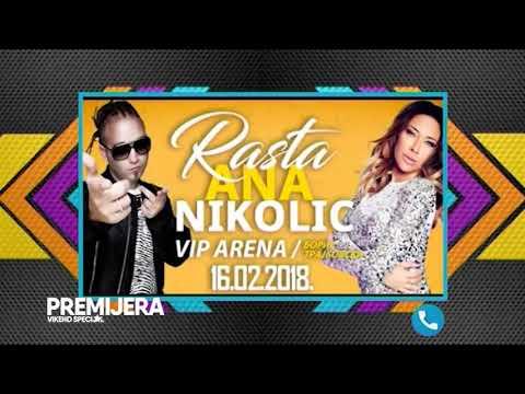 Ana Nikolic - O pripremama za veliki koncert u Skopju - Premijera - (TV Pink 04.02.2018.)