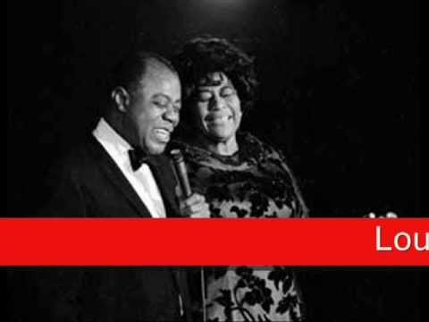 Louis Armstrong & Ella Fitzgerald: Summertime