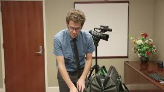 NBCT Video Gear - JVC Camera Package