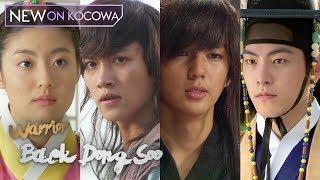 [New on KOCOWA] Warrior Baek Dong Soo (2011) Ji Chang Wook, Yoo Seung Ho, Hong Jong Hyun...