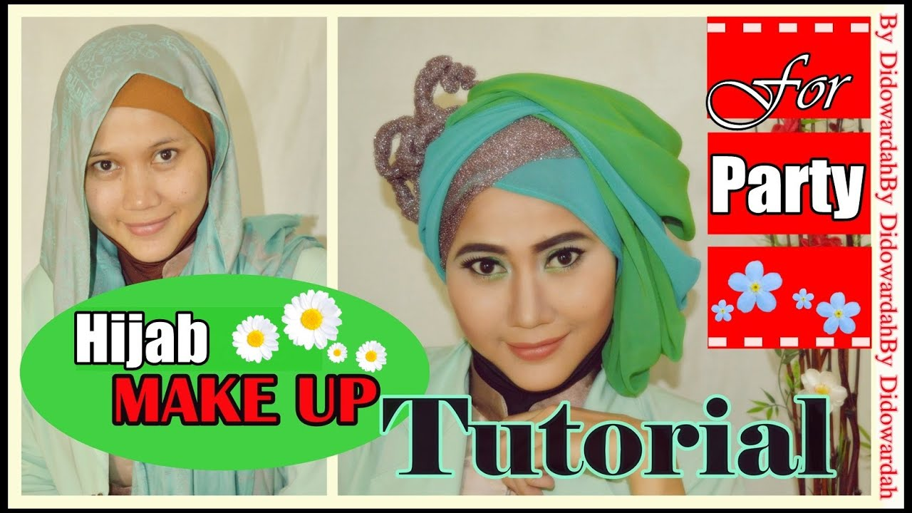Tutorial Make Up Pesta Wisuda Pre Wedding Pengantin By Didowardah