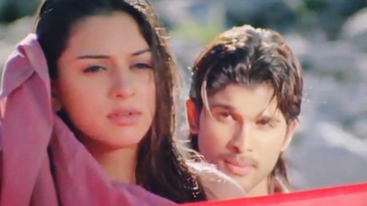 Download Allu Arjun & Hansika Ek Jwalamukhi movie scene Hindi Ali Puri Jagannadh