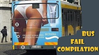 Bus Fail Compilation February 2016 || Weekend 8
